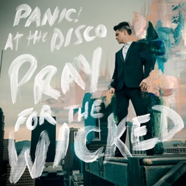 Image result for panic at the disco - pray for the wicked cover