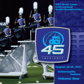 2017 Drum Corps International World Championships, Vol. One (Live)-Drum Corps International