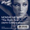 The Right Time - Single ジャケット写真