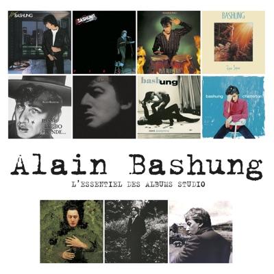 L'essentiel des albums studio : Alain Bashung - Alain Bashung