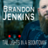 Tail Lights in a Boomtown - Brandon Jenkins