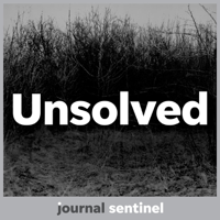 Podcast cover art for Unsolved