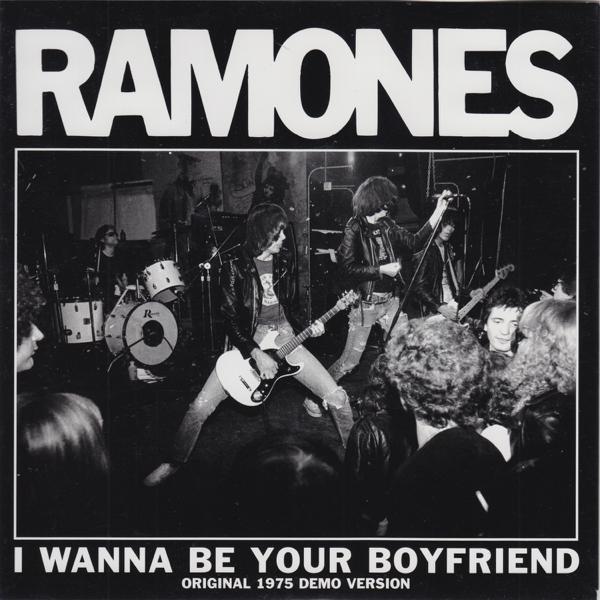 I Wanna Be Your Boyfriend 1975 Demos Single By Ramones On Apple