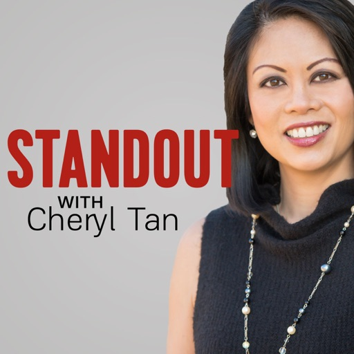 Cover image of STANDOUT with Cheryl Tan