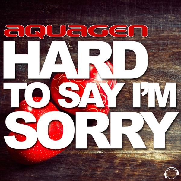 Hard to Say I'm Sorry (Remixes) - EP