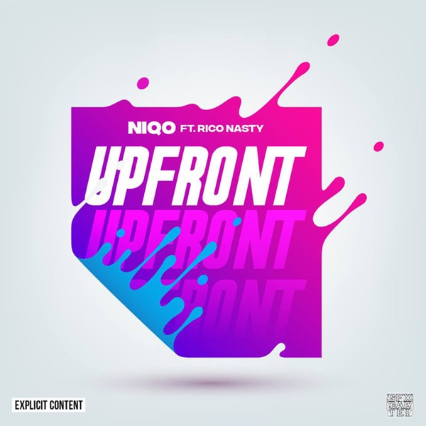 Up Front (feat. Rico Nasty) - Single
