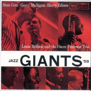 Stan Getz, Gerry Mulligan, Harry Edison, Louie Bellson & Oscar Peterson - Lush Life / Lullaby of the Leaves / Makin' Whoopee / It Never Entered My Mind