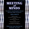Steve Allen - Meeting of Minds, Volume V  artwork