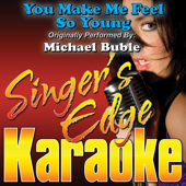 You Make Me Feel So Young (Originally Performed By Michael Buble) [Instrumental]