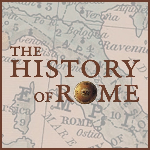 Cover image of The History of Rome