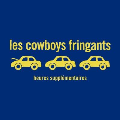 Heures supplémentaires - EP - Les Cowboys Fringants