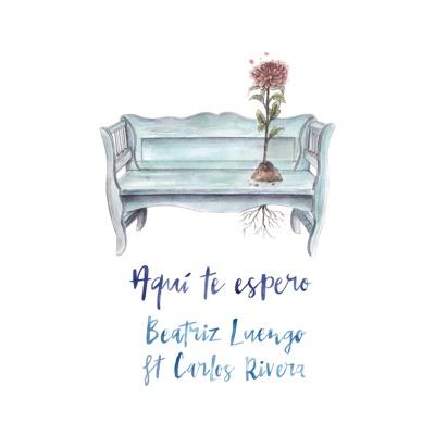Aquí Te Espero (Versión Balada) [feat. Carlos Rivera] - Single - Beatriz Luengo