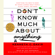 Kenneth C. Davis - Don't Know Much About Anything: Everything You Need to Know But Never Learned About People, Places, Events, And More! (Abridged)