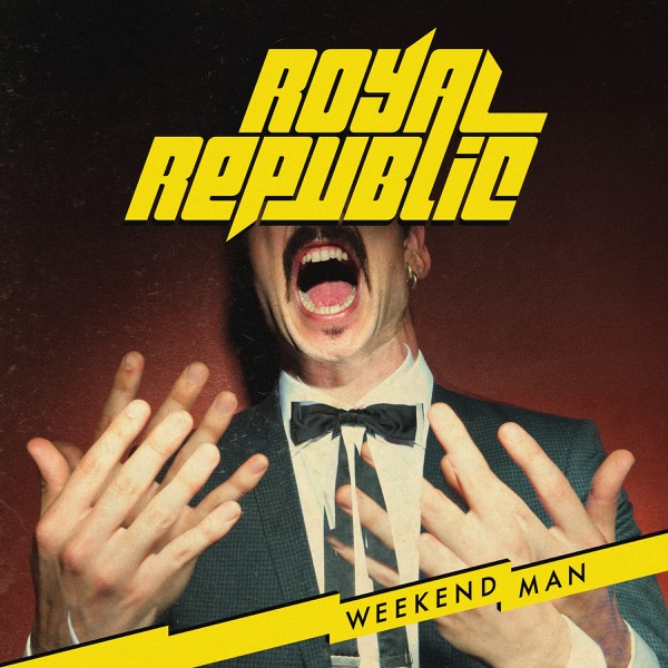 Royal Republic - Kung Fu Lovin