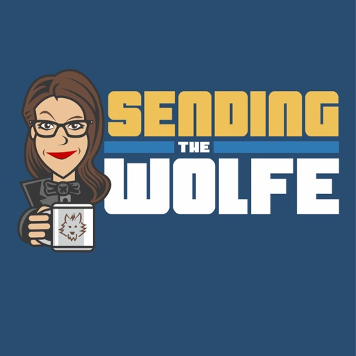 Cover image of Sending The Wolfe