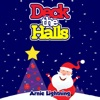 Deck the Halls: Christmas Stories and Funny Jokes for Kids (Unabridged)