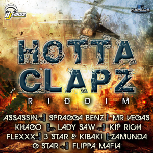 Various Artists - Hotta Clapz