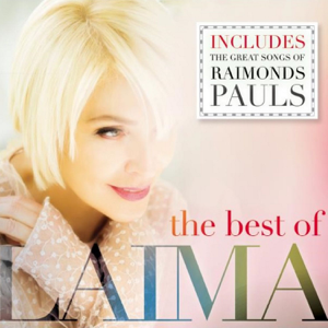 Laima Vaikule - The Best of Laima