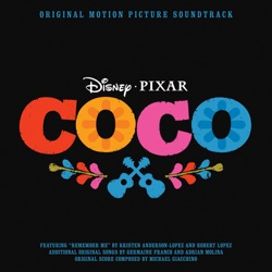 Coco (Original Motion Picture Soundtrack) - Various Artists Album Cover