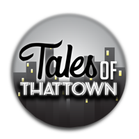 Podcast cover art for Tales of THATTOWN