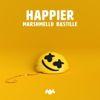 MARSHMELLO feat BASTILLE - Happier Chords and Lyrics