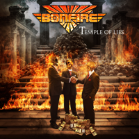 Bonfire - Temple of Lies artwork