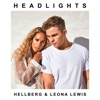 Headlights - Single, Hellberg & Leona Lewis