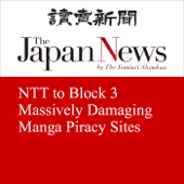 NTT to Block 3 Massively Damaging Manga Piracy Sites