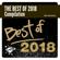 EUROPESE OMROEP   Guareber Recordings the Best Of 2018 - Verschillende artiesten