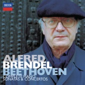 "Alfred Brendel - Beethoven: Piano Sonata No.26 in E flat, Op.81a -""Les adieux"" - 2. Abwesendheit (Andante espressivo)"
