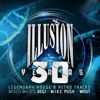 Various Artists - Illusion 30 Years by Belgian Club Legends artwork