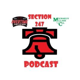 sale retailer 38e78 6191d Section 247 Podcast: 32: Phila Unite - 76ers Playoffs, 20 ...