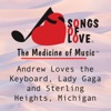 J Thorne - Andrew Loves the Keyboard, Lady Gaga and Sterling Heights, Michigan