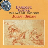 Julian Bream - Bach: Lute Suites, Trio Sonatas - Lute Suite in E Minor, BWV 996: Gigue