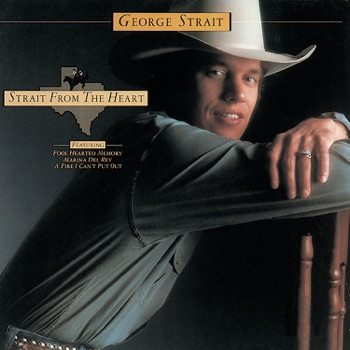 George Strait - Strait From the Heart Album Reviews