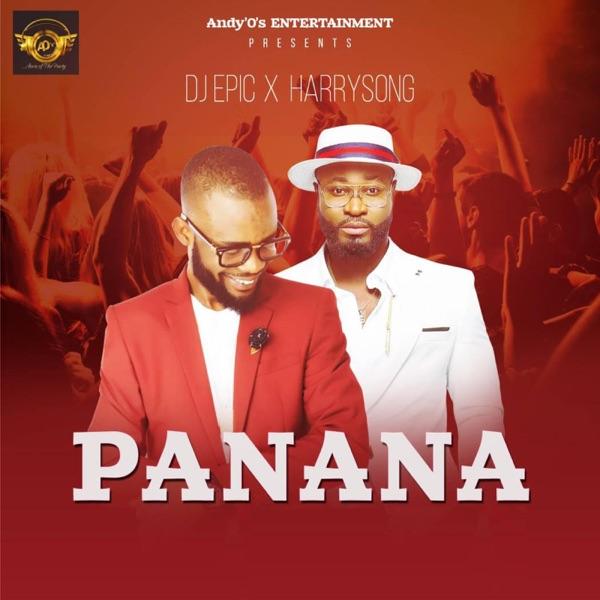 Panana (feat. Harrysong) - Single