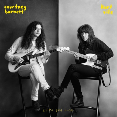 Lotta Sea Lice - Courtney Barnett & Kurt Vile album