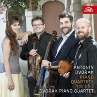 Dvořák Piano Quartet - Dvořák: Piano Quartets Nos. 1 & 2 artwork