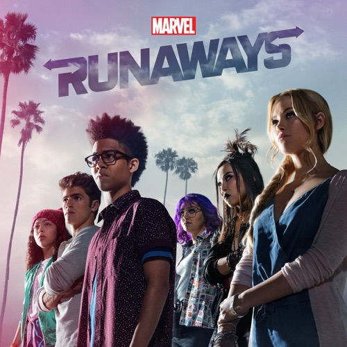 Marvel's Runaways, Season 1 poster