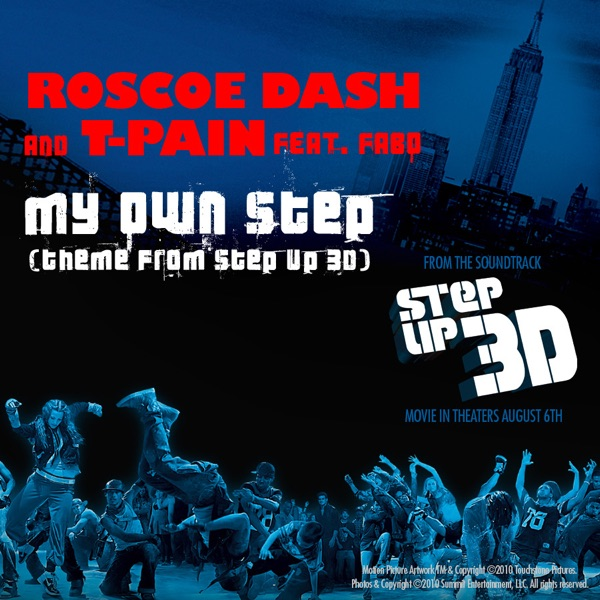 My Own Step (Theme from Step Up 3D) [Soundtrack Version] (feat. Fabo) - Single