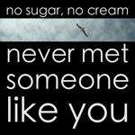 Never Met Someone Like You - Single