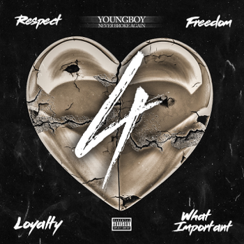 YoungBoy Never Broke Again 4Respect 4Freedom 4Loyalty 4WhatImportant music review