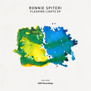 Ronnie Spiteri - Flashing Lights - EP