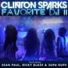 Favorite DJ II (feat. Sean Paul, Ricky Blaze & Supa Dups) - Single, Clinton Sparks