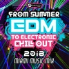 From Summer EDM to Electronic Chill Out: 2018 Miami Music Mix