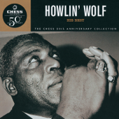Howlin' Wolf: His Best  Chess 50th Anniversary Collection-Howlin' Wolf