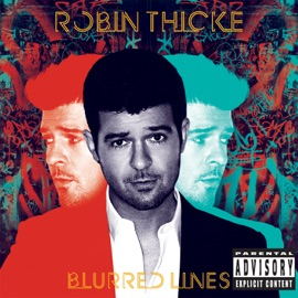 Blurred Lines Feat T I Pharrell