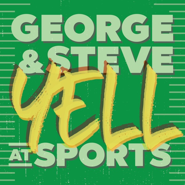 George and Steve Yell at Sports