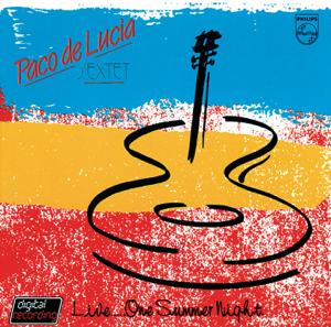 The Paco de Lucia Sextet - Gitaños Andaluces (En Vivo)
