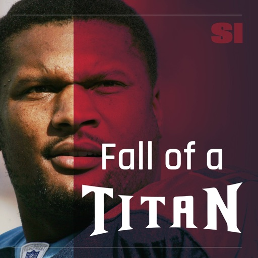 Cover image of Steve McNair: Fall of a Titan